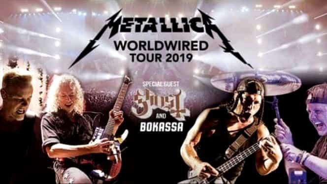Metallica vine în România! Celebra trupă va cânta pe Arena Națională