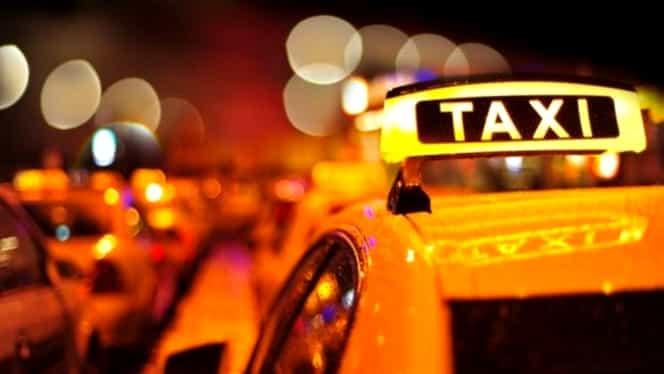 Cât costă o cursă cu taxiul, în noaptea de Revelion! Tarife si de 10 ori mai mari