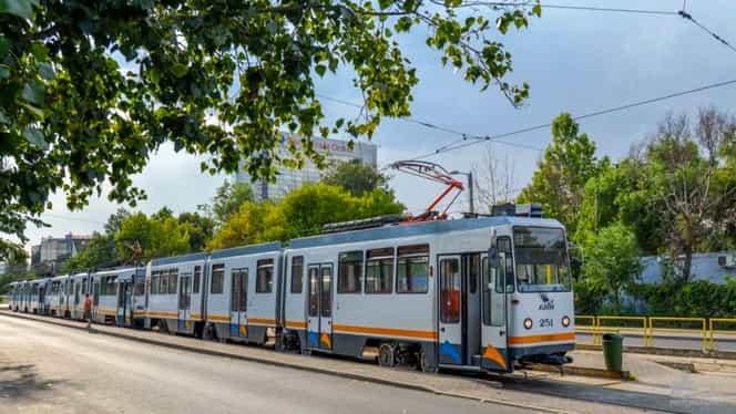 Nemulțumiri la adresa STB: care e cea mai aglomerată linie de transport public din București