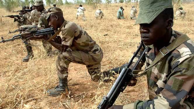 Masacru la o bază militară din Niger atacată de teroriști! 71 de militari au fost uciși