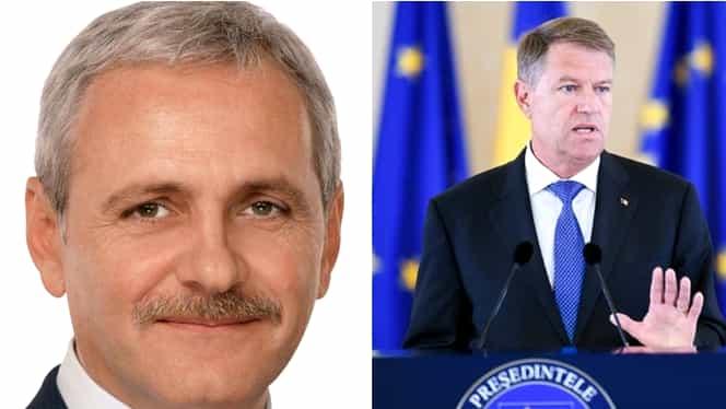 Liviu Dragnea a vorbit despre suspendarea președintelui Klaus Iohannis