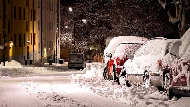 Prognoza meteo marți, 22 ianuarie. Vremea în București, Iași, Constanța, Brașov sau Cluj! Unde va ninge
