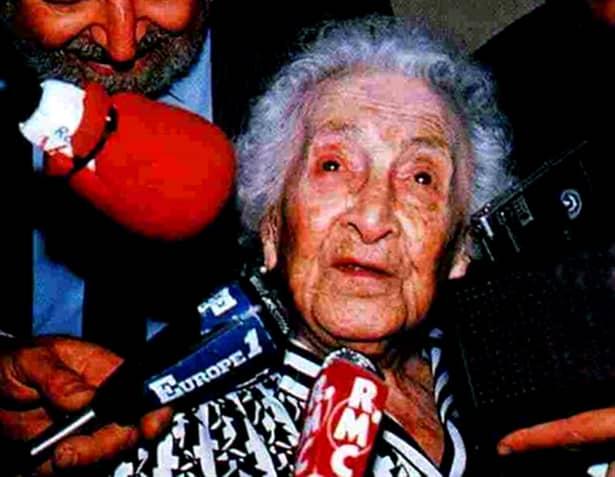 GALERIE FOTO. Ea este cea mai în vîrstă persoană care a trăit vreodată!