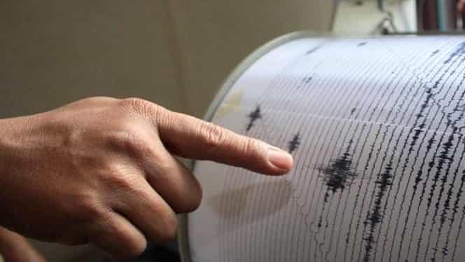 Cutremur în România! Seismul s-a resimţit în mai multe oraşe