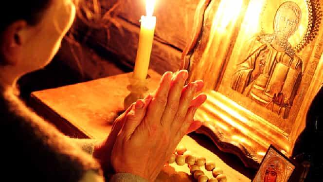 Rugăciunea care te ajută enorm în Postul Paştelui