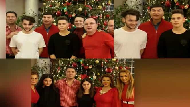 Cristi Borcea nu şi-a petrecut Crăciunul cu Valentina Pelinel! Fostul şef de la Dinamo, surprins cu Mihaela Borcea, prima soţie