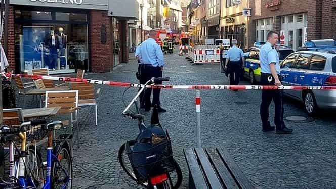 Atacatorul din Germania era bolnav psihic! A ucis cu maşina doi oameni şi a rănit alţi 20!