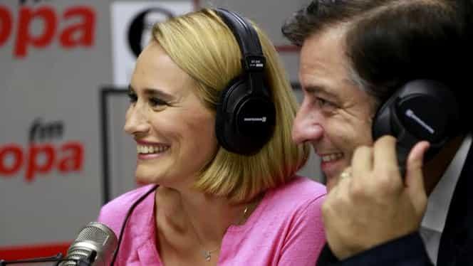 Andreea Esca a avut parte de surpriza vieţii, în direct, în studio