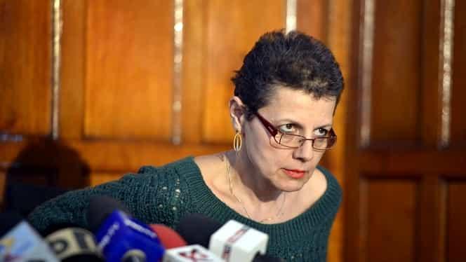 Adina Florea, procuroarea dorită de Tudorel Toader la conducerea DNA, s-a retras din cursa pentru șefia Secției Speciale