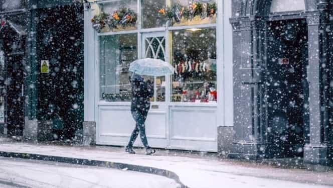 Alertă! Prognoza meteo pentru următoarele trei zile. Vreme de coșmar în România: vin ninsorile