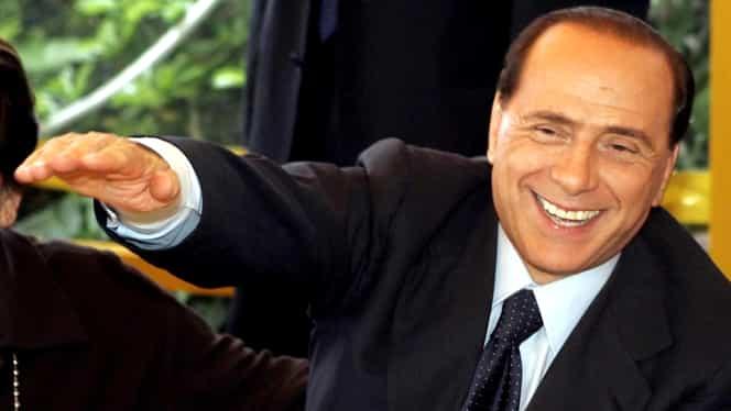 """O româncă recunoaşte: """"Am petrecut nopţi în casa lui Silvio Berlusconi"""""""