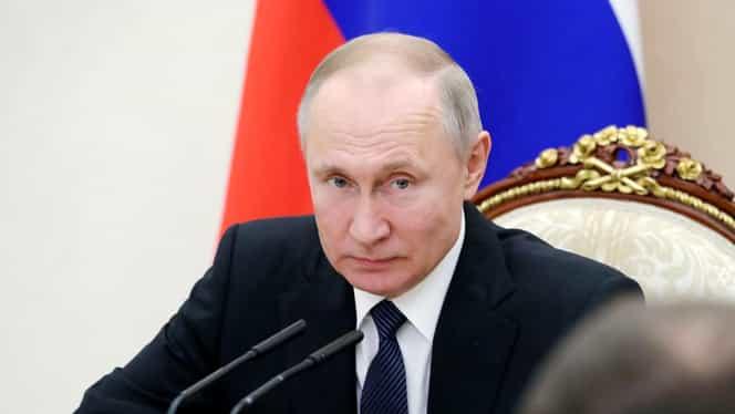 Ajutor medical de la armata rusă pentru italieni! Anunț oficial făcut de Vladimir Putin