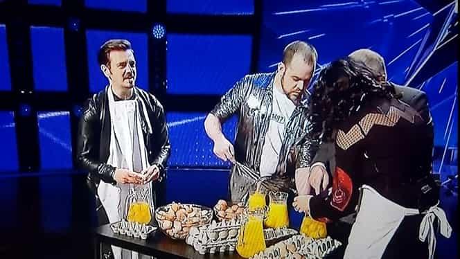 Record la Românii au Talent! Andra și Smiley, la un pas să vomite! L-au oprit pentru că nu mai puteau privi!
