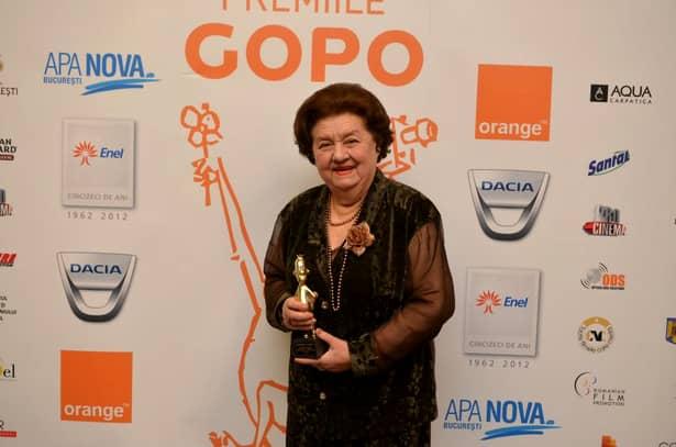 Tamara Buciuceanu-Botez, marea doamnă a comediei românești, la 89 de ani!