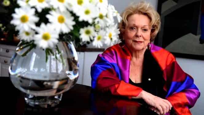Doliu în lumea filmului! Actrița Shirley Douglas a murit de pneumonie