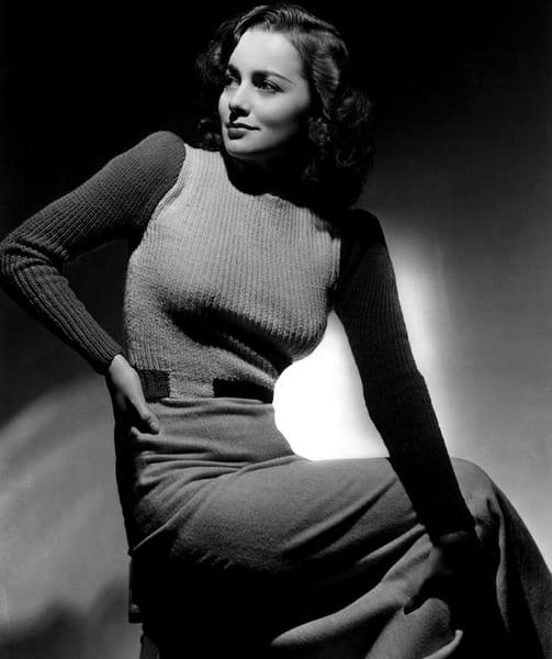 """Cum arată actrița Olivia de Havilland, eroina din filmul """"Pe aripile vântului"""", la 102 ani"""