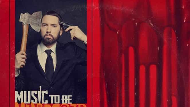 Eminem a lansat un nou album, Music to be Murdered by. Clipul melodiei Darkness reconstituie scenele atacului armat din Las Vegas 2017. Video