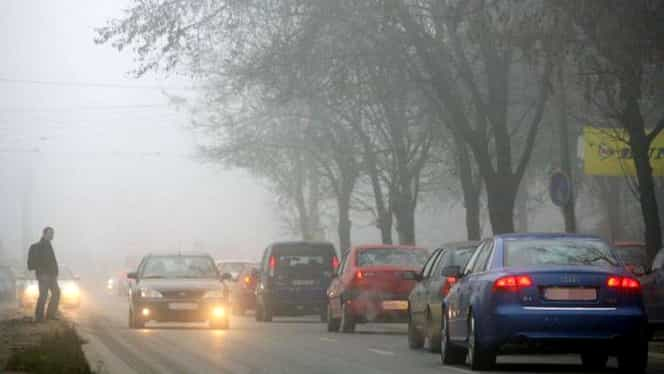 Prognoza meteo joi 11 octombrie. Meteorologii anunță condiții de ceață!