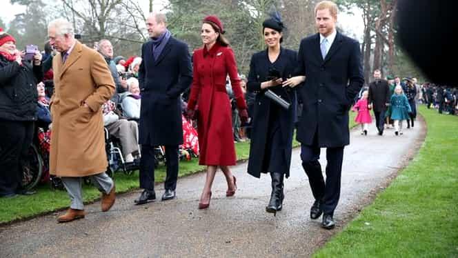 Cum s-au îmbrăcat Meghan Markle și Kate Middleton la slujba de Crăciun?