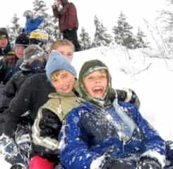 Vacanța de iarnă 2018. Câte zile libere au elevii și când se întorc la școală