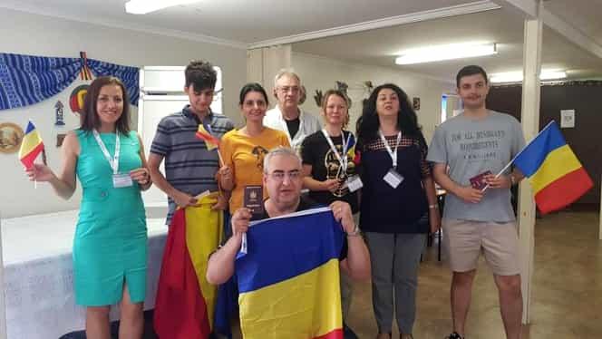 Românii din Diaspora, gest după ce ies de la vot. Imaginile au devenit virale. FOTO