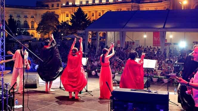 Muzică bună cu acces gratuit, în centrul Capitalei, timp de zece zile