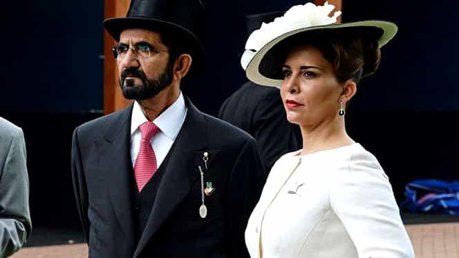 Noi detalii în cazul soției șeicului din Dubai. Ce făcuse prințesa Haya înainte să fugă din țară