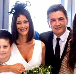 Fiica Andreei Berecleanu, Eva Zaharescu, model într-o reclamă importantă
