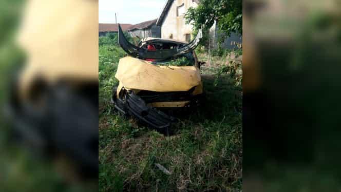 Una dintre cele trei tinere moarte în accidentul rutier din Teleorman și-a prevestit moartea!