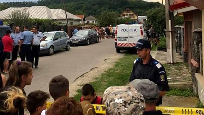 """Șeful polițistei din Gorj care și-a ucis mama și copilul: """"Nu am realizat că ar fi o problemă"""""""