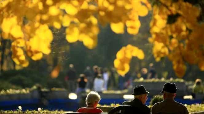 Prognoza meteo pentru weekend-ul 19-20 octombrie. Temperaturi de vară în toată țara
