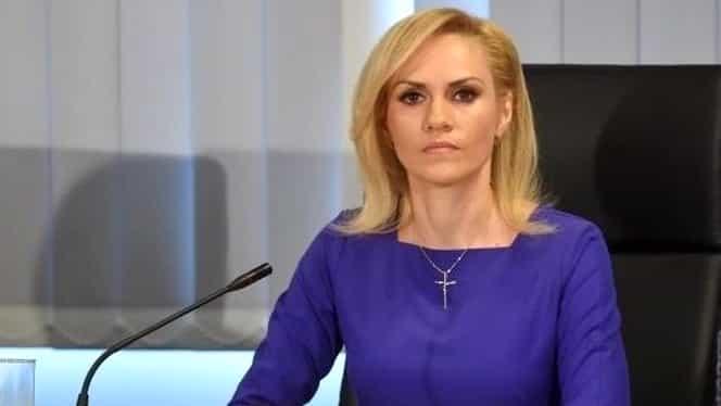 """Gabriela Firea, ținta CNCD! Consiliul s-a autosesizat după declarația că în biroul lui Orban era """"ca un bar de negri"""""""