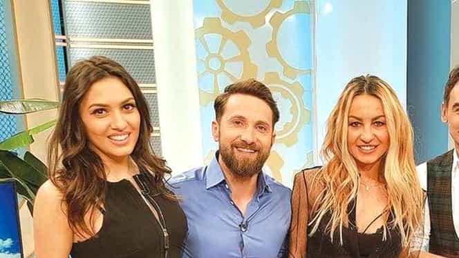 Demisie de la Antena 1! Amalia Ţircă a plecat de la Neatza cu Răzvan şi Dani