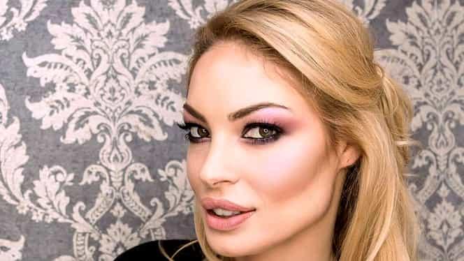 Valentina Pelinel, petrecere cu micuţul Milan! Cum şi-a făcut apariţia soţia lui Cristi Borcea