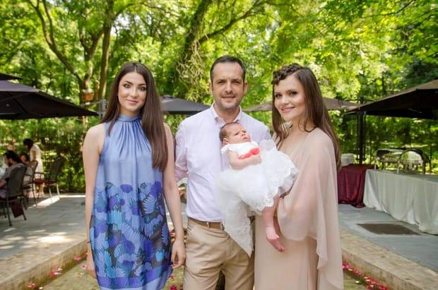 Aşa arăta fiica lui Mădălin Ionescu în 2011, când era mică. Cum arată Ştefania acum, la 20 de ani. E o adevărată bombă sexy