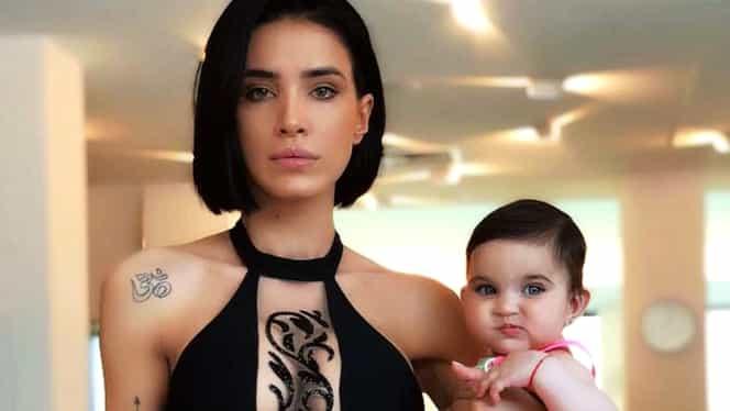 """Adelina Pestrițu este cel mai bun influencer din România, dar se teme pentru fiica ei. """"Vrem să-i ștergem contul"""""""
