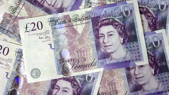 Curs valutar BNR, azi, 17 februarie 2020. Lira sterlină mușcă din leu – UPDATE