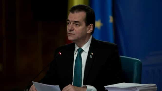 Ludovic Orban l-a dat afară pe șeful Corpului de Control al premierului! Daniel Dragoş Tănăsoiu a preluat funcția