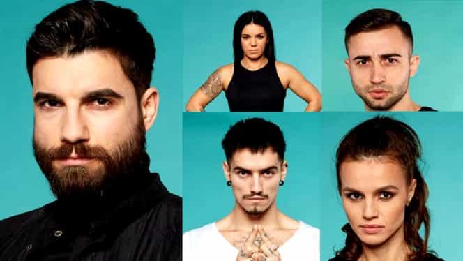 Cei zece concurenți anonimi de la Survivor România. Unul dintre ei, Andi, a fost ispită la Insula iubirii – Galerie foto