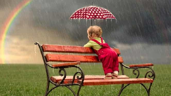 Prognoza meteo sâmbătă, 5 octombrie! Vremea în București, Iași, Constanța, Cluj sau Brașov : nu scăpăm de ploi