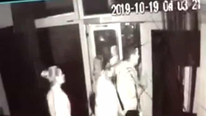 Fiul lui Sile Cămătaru, căutat de Poliţie, după ce a înjunghiat un bărbat. Video cu atacul din Timiş