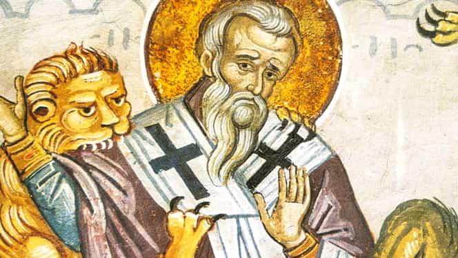 Calendar ortodox, 20 decembrie: pomenirea sfântului mucenic Ignatie, purtătorul de Dumnezeu