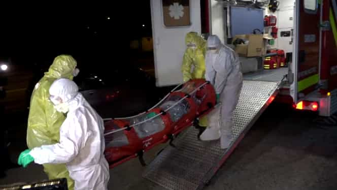 Ultimele informaţii despre starea copilului de un an, suspect de coronavirus. Tatăl micuţului s-a întors de la Milano acum câteva zile