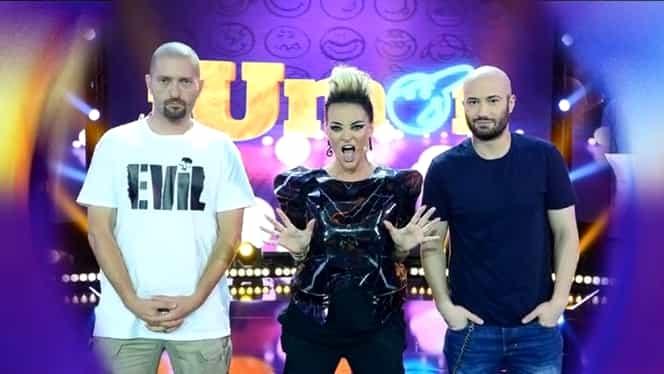 Emisiunea iUmor Live pe Antena 1 – Ediția de vineri, 11 octombrie