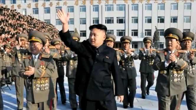 Ghicitoarele din Coreea de Nord au fost executate, după ce au fost condamnate la moarte