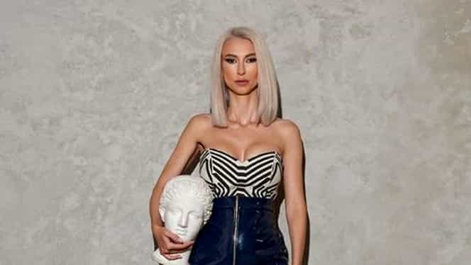 """Andreea Bălan, luată la rost pe Internet după despărțirea de George Burcea: """"Ești piele și os"""""""