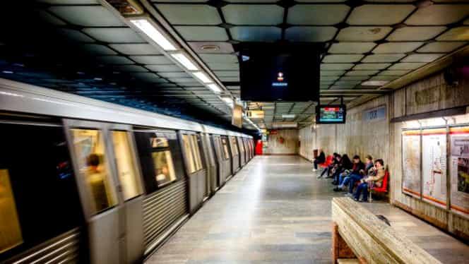 Grevă la metrou joi, 15 noiembrie, timp de două ore. Metrorex va bloca traficul de dimineață