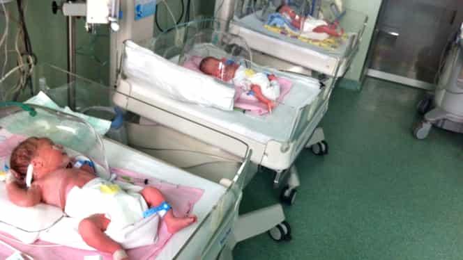 """Maternitatea de la Spitalul Elias a fost închisă! """"Se face igienizarea"""""""