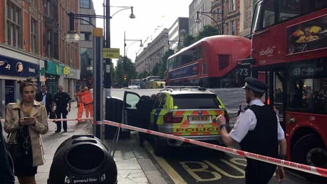 Incident grav în Londra! Focuri de armă şi două staţii de metrou evacuate