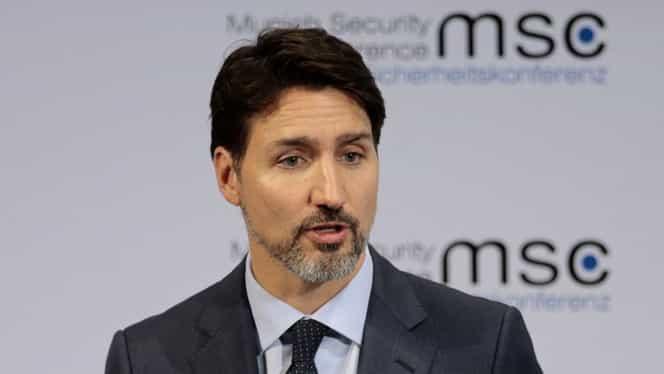 Justin Trudeau, premierul Canadei, în autoizolare după ce soția sa a fost diagnosticată cu coronavirus – UPDATE